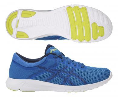 d5d07a57cd75 Asics Nitrofuze 2 férfi utcai futócipő (kék-sötétkék-fehér)